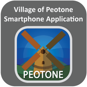 Village of Peotone Smartphone Application